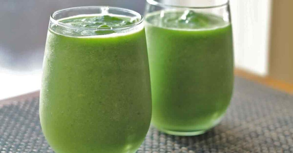 bedtime smoothies recipes for weight loss